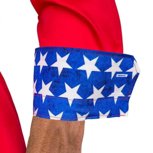 American Flag Dress Shirts