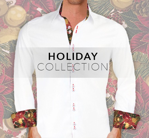 Holiday Dress Shirts