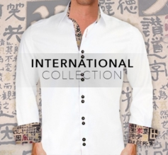 International Influence Dress Shirts