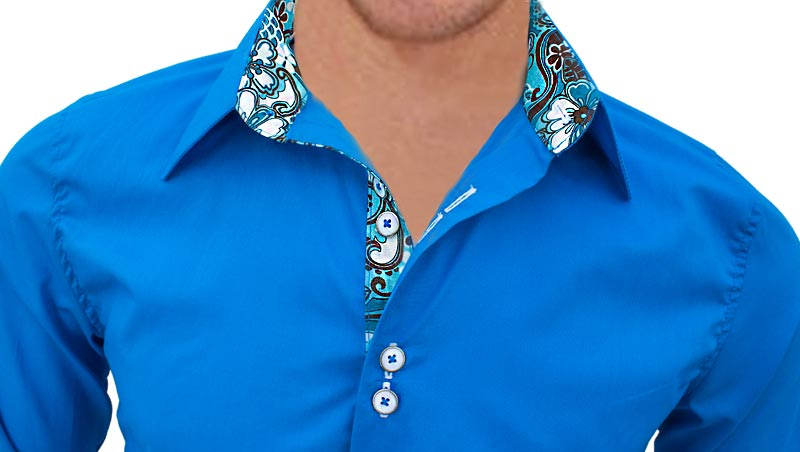 blue-designer-dress-shirts