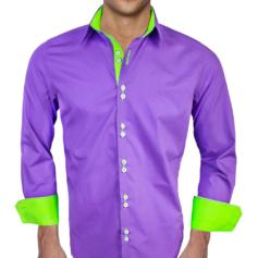 Neon Dress Shirts