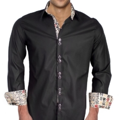 Chinese Themed Dress Shirts