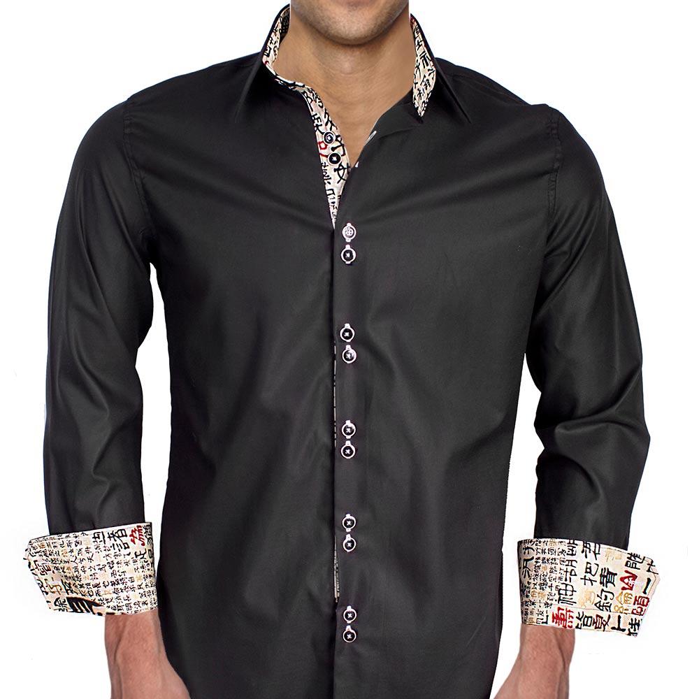 Chinese Themed Dress Shirts