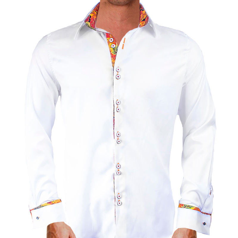 White French Cuff Dress Shirts