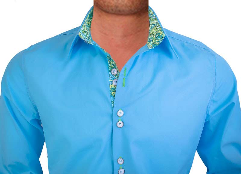 light-blue-and-green-dress-shirts