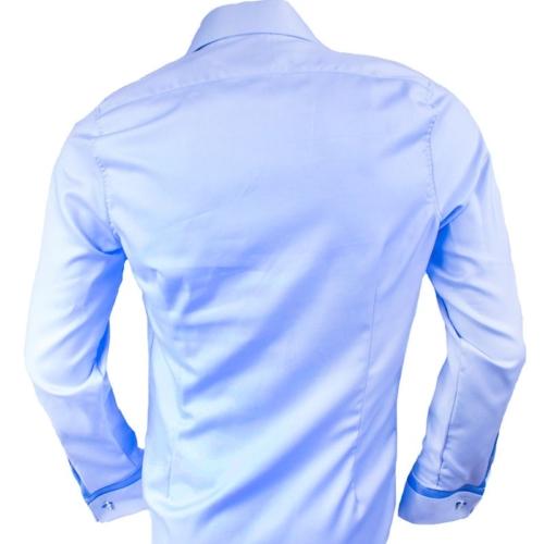 mens-french-cuff-blue-dress-shirts