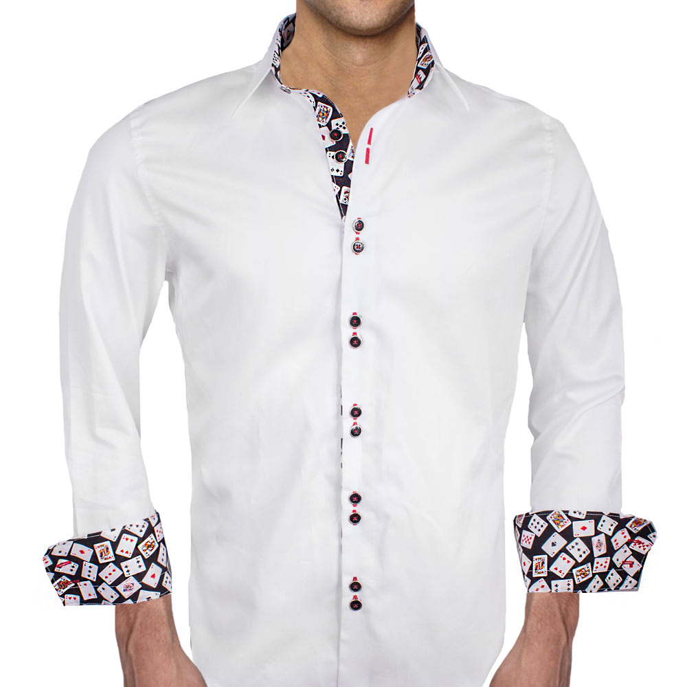Poker Dress Shirts