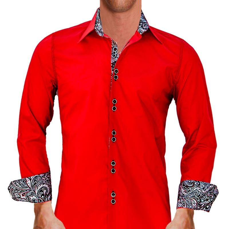 Mens Designer Dress Shirts Wholesale