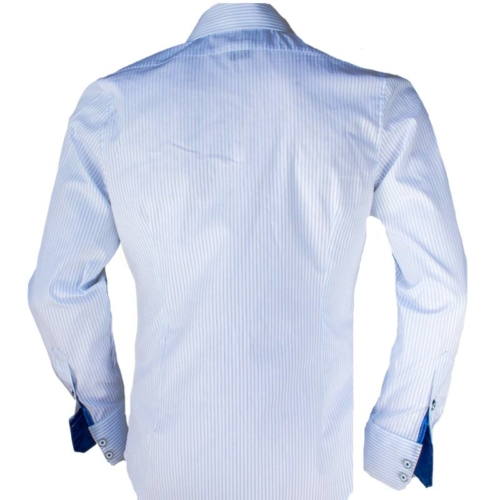 white-shirts-with-blue-stripes