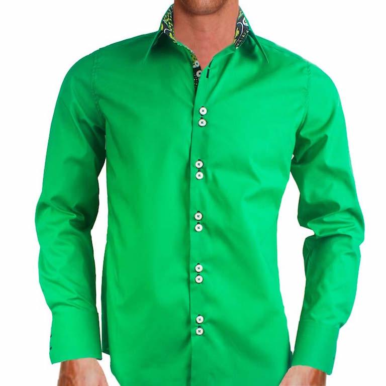 bright-green-dress-shirts