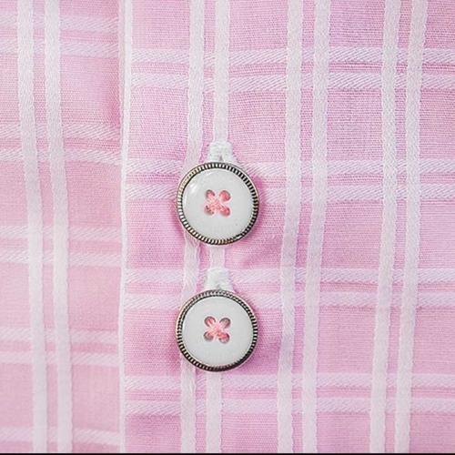 bright-pink-and-white-dress-shirts