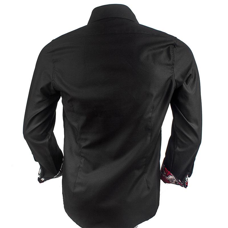 mens-black-dress-shirts