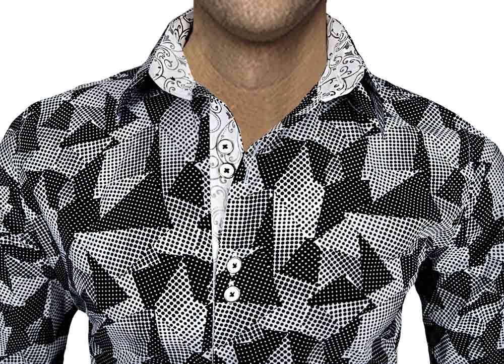 Fun Print Dress Shirts