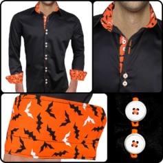 Halloween Casual Shirts