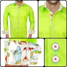 Martini Dress Shirts