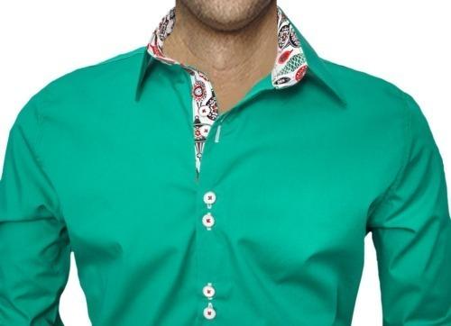 Green Christmas Shirts