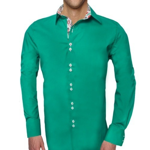 Green Christmas Shirts