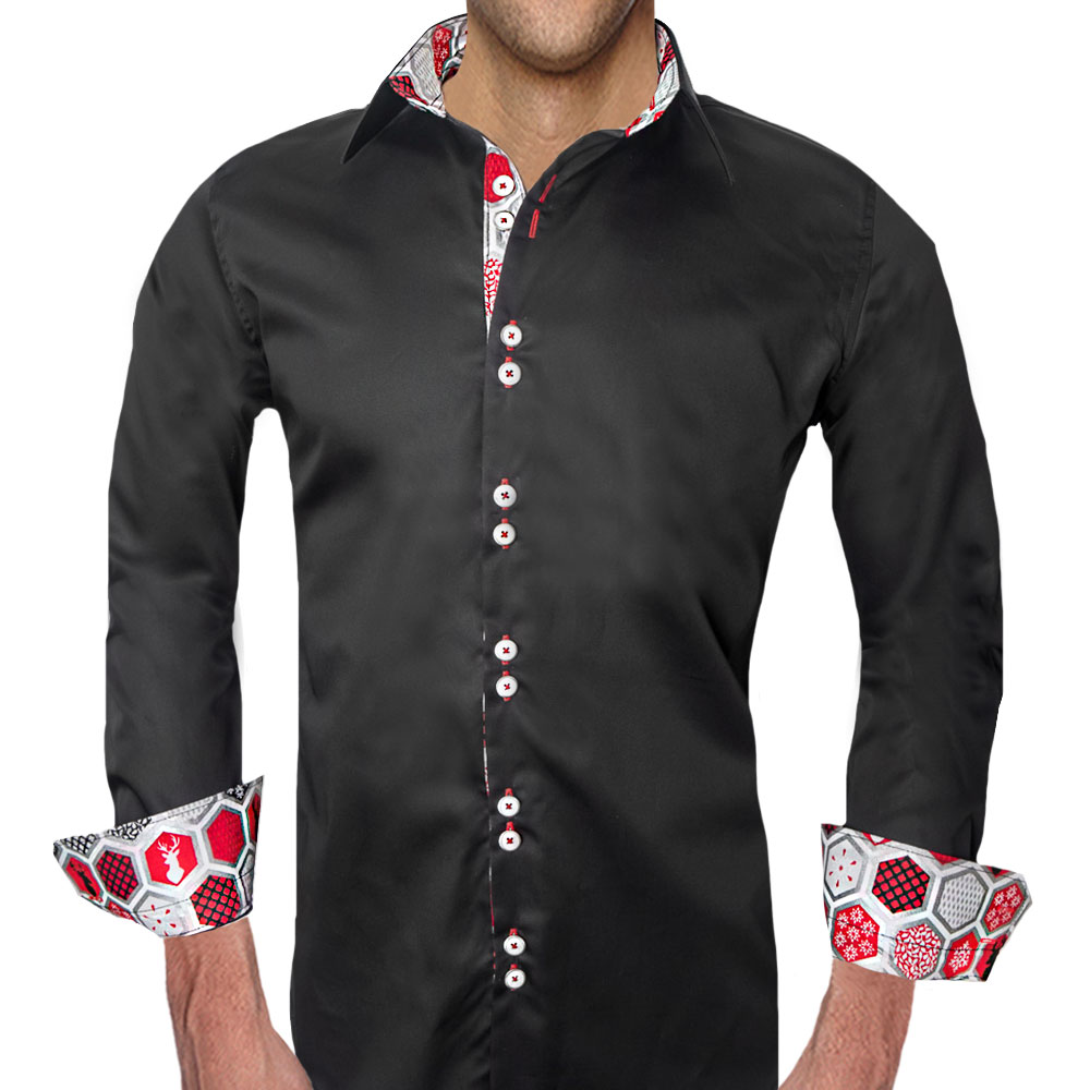 Mens Christmas Shirts