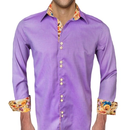 Beach Accent Dress Shirts