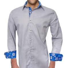 Winter Themed Dress Shirts