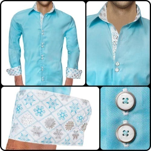 Snowflake Dress Shirts