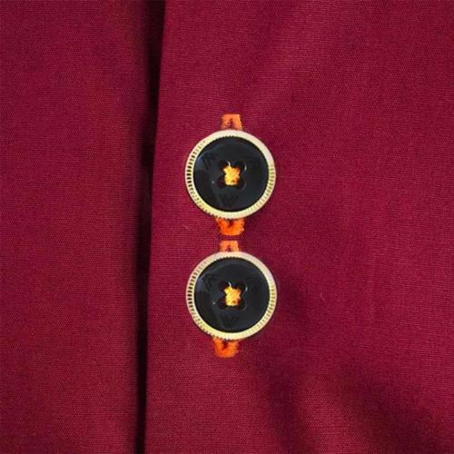 Maroon-with-Orange-Contrast-Dress-Shirt