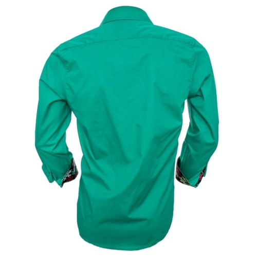 Bright-Green-Mens-Christmas-Shirts