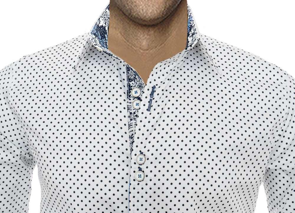 Winter Accent Dress Shirts