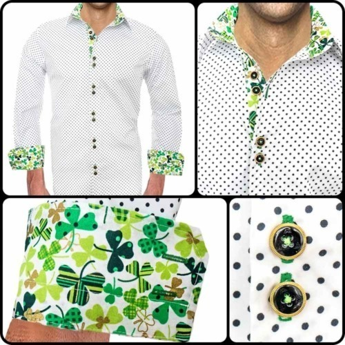 Modern St Patricks Day Shirts