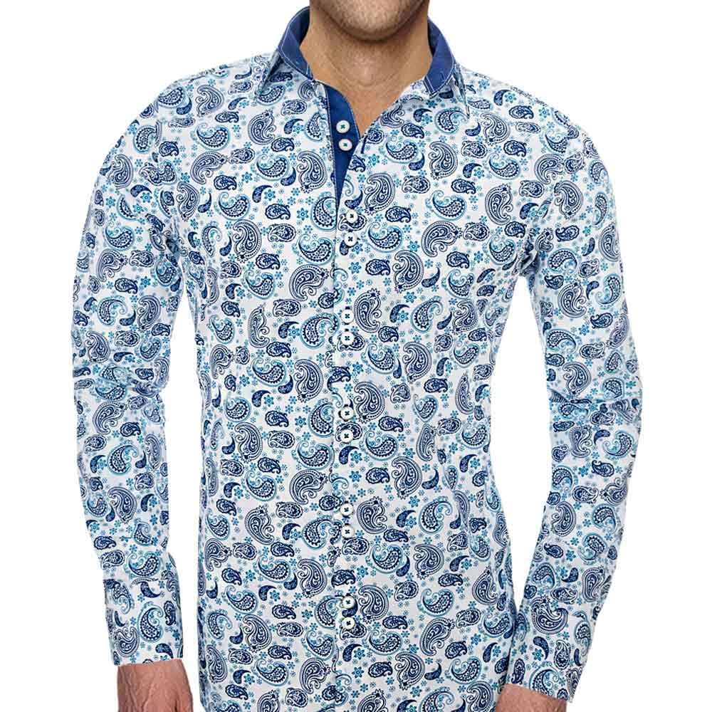 Paisley Shirts