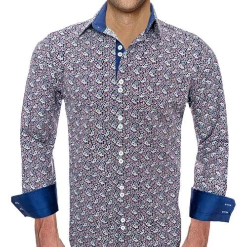 Cool Paisley Dress Shirts