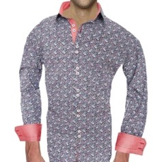 Paisley Mens Shirts