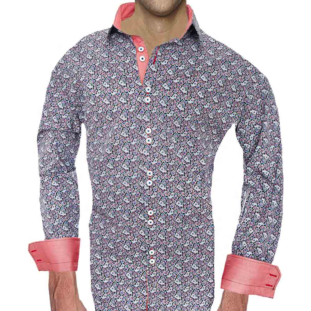 Paisley Mens Shirts