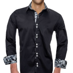 Black-Halloween-Dress-Shirts