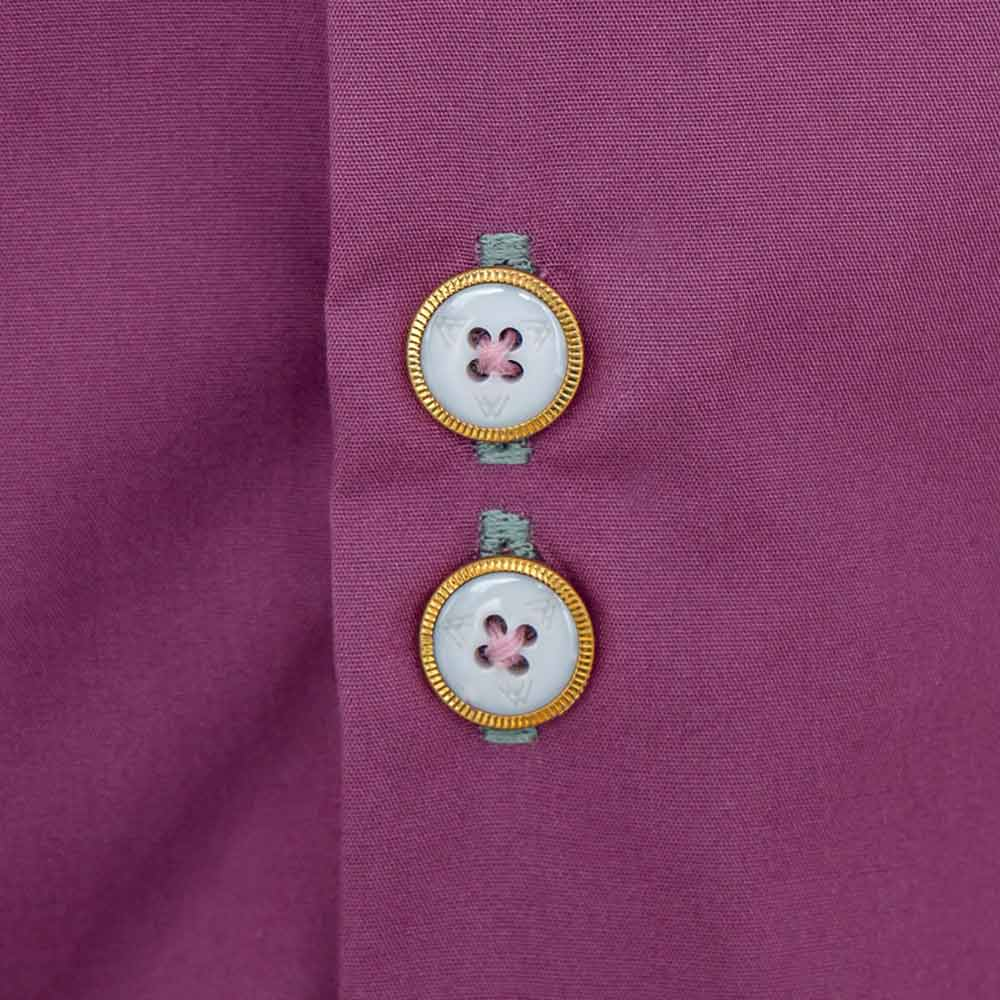 Plum and Pink Dress Shirts
